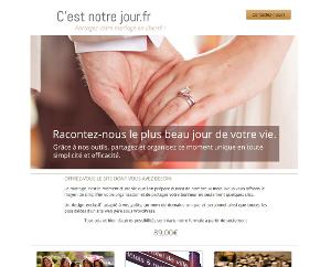 """Miniature de """"C'est notre jour.fr"""""""